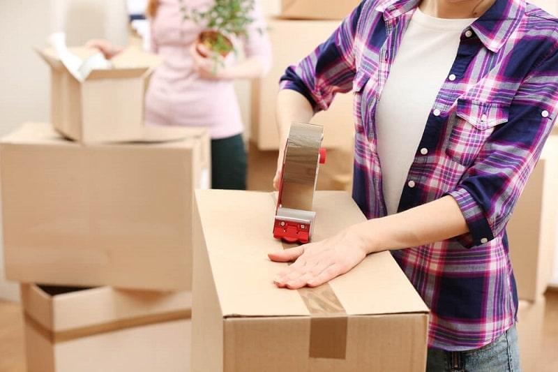 فروشگاه لوازم بسته بندی و اثاث کشی