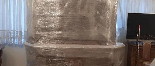 بسته بندی وسایل با فوم