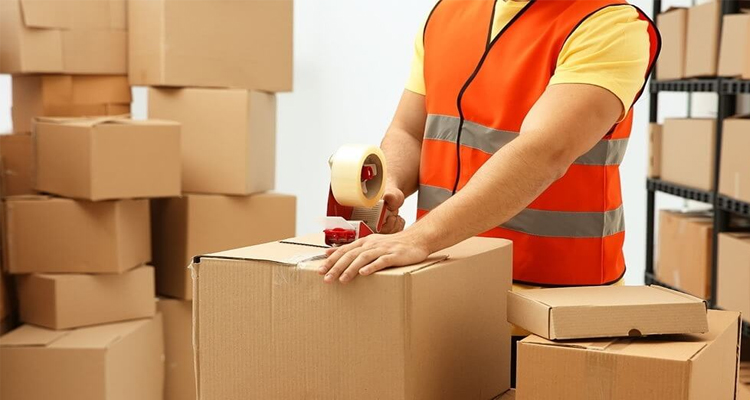 تجهیزات مورد نیاز بسته بندی اثاثیه